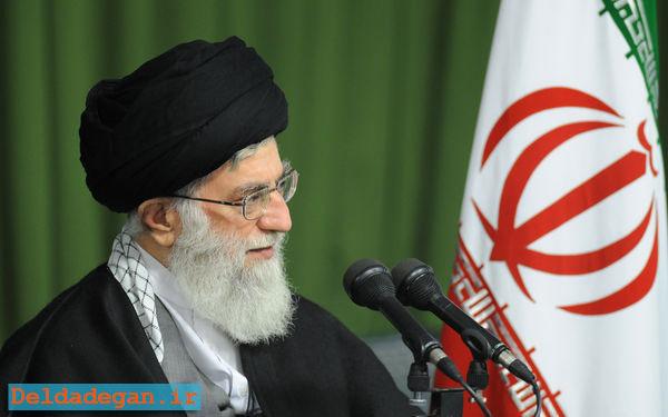 سخنان رهبر درباره مذاکرات هسته ای ایران