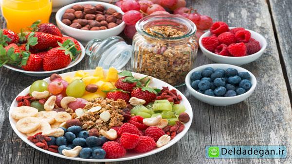 آداب غذا خوردن در اسلام